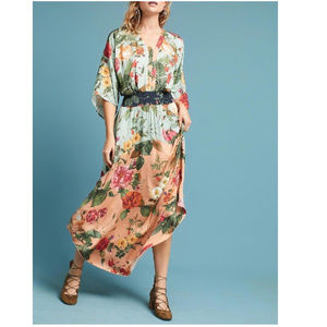 Anthropologie Farm Rio Marilla Maxi Dress $228